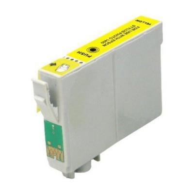 Epson T0614 żółty (yellow) tusz zamiennik