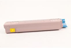 OKI 44059209 żółty (yellow) toner zamiennik