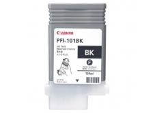 Canon PFI-101BK, 0883B001 čená (black) tusz oryginalna
