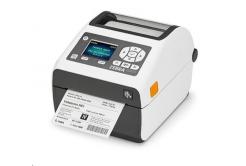 Zebra ZD620 ZD62H43-D0EL02EZ Healthcare DT drukarka etykiet, LCD, 300 dpi, USB, USB Host, Serial, LAN, 802.11, BT ROW