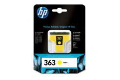 HP 363 C8773EE żółty (yellow) tusz oryginalna