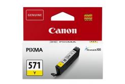 Canon CLI-571Y żółty (yellow) tusz oryginalna