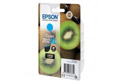 Epson 202XL T02H24010 błękitny (cyan) tusz oryginalna