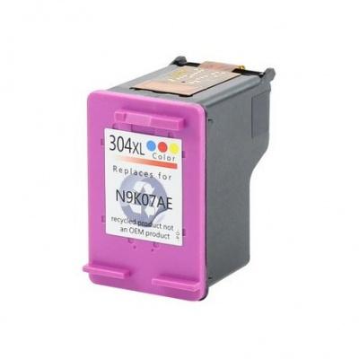 HP 304XL N9K07AE kolorowa (color) tusz zamiennik