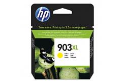 HP 903XL T6M11AE žlutá (yellow) originální cartridge