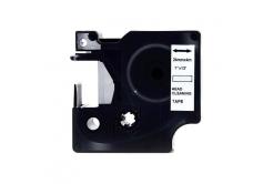 Dymo 5379C, 24mm x 4m, czarny druk / biały podkład, czyszczenie, taśma zamiennik