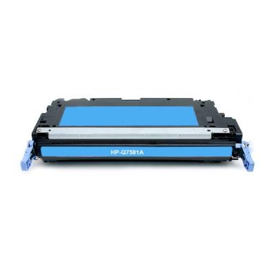 HP 503A Q7581A błękitny (cyan) toner zamiennik
