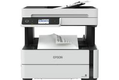 Epson M3170 EcoTank Mono M3170, 4v1, A4, 39ppm, USB, Ethernet, Wi-Fi (Direct), Duplex, ADF