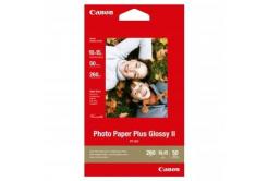 """Canon PP-201 Photo Paper Plus Glossy, papier fotograficzny, błyszczący, biały, 10x15cm, 4x6"""", 275 g/m2, 50 szt."""