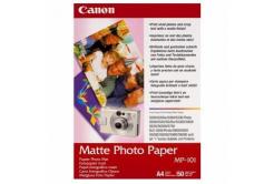 Canon Matte Photo Paper, papier fotograficzny, matowy, biały, A4, 170 g/m2, 50  szt., MP-101 A4, druk atramentowy