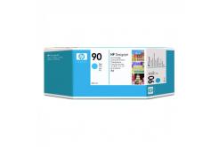 HP 90 C5060A błękitny (cyan) tusz oryginalna