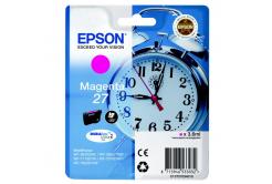 Epson T27034022, 27 purpurowy (magenta) tusz oryginalna
