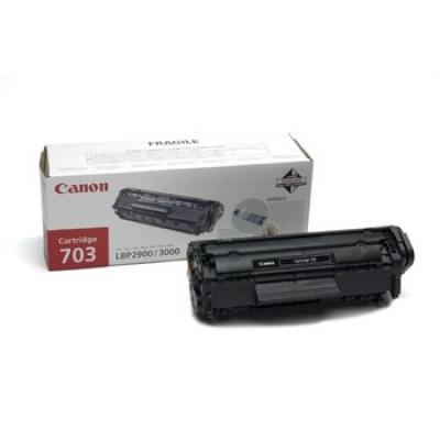 Canon CRG-703 czarny (black) toner oryginalny
