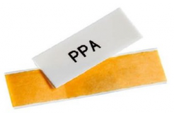 Partex PPA+09000DN9, biała taśma samoprzylepna PPA+, 25m