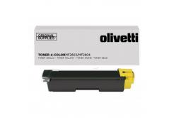Olivetti B1067 żółty (yellow) toner oryginalny