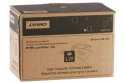Dymo S0947410, 89mm x 28mm, białe adresní papírové štítky