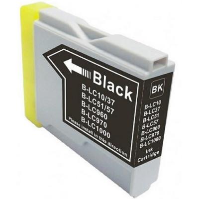 Brother LC-970 / LC-1000Bk czarny (black) tusz zamiennik