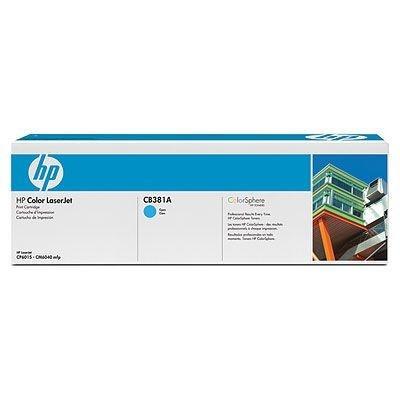 HP 824A CB381A błękitny (cyan) toner oryginalny