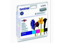 Brother LC-970VALBP multipack tusz oryginalna