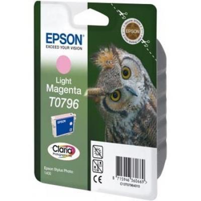 Epson T079640 jasno purpurowy (light magenta) tusz oryginalna