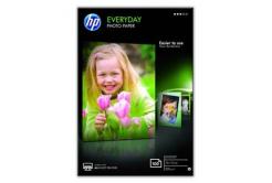 """HP CR757A Everyday Photo Paper, Glossy, papier fotograficzny, błyszczący, biały, 10x15cm, 4x6"""", 200 g/m2, 100 szt."""