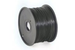 GEMBIRD Tisková struna (filament) ABS, 1,75mm, 1kg, czarny