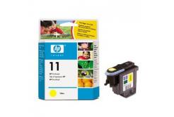 HP 11 C4813A żółty (yellow) originální tisková hlava