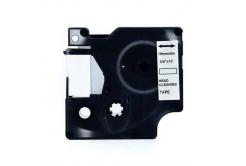 Dymo 4589C, 19mm x 4m, czarny druk / biały podkład, czyszczenie, taśma zamiennik
