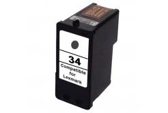 Lexmark 34XL 18C0034E czarny (black) tusz zamiennik