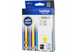 Brother LC-525XLY żółty (yellow) tusz oryginalna