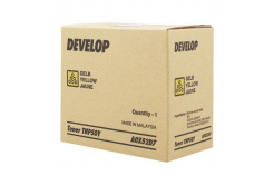 Develop toner oryginalny A0X52D7, yellow, 5000 stron, TNP-50Y, Develop Ineo +3100P