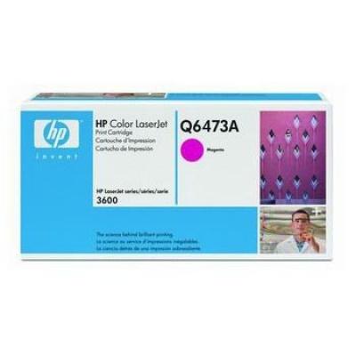 HP 502A Q6473A purpurowy (magenta) toner oryginalny