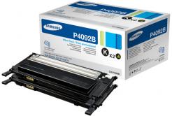 HP SU391A / Samsung CLT-P4092B dual pack czarny (black) toner oryginalny