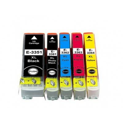 Epson T3357 multipack tusz zamiennik