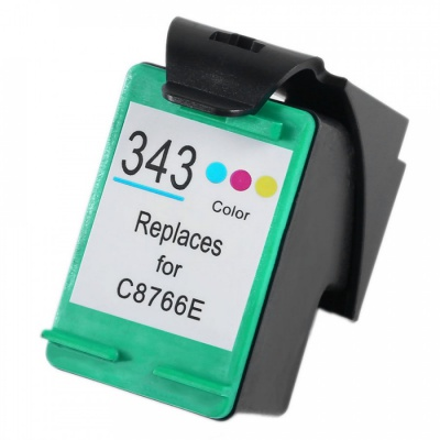 HP 343 C8766E kolorowa tusz zamiennik