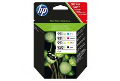 HP 950XL + HP 951XL C2P43AE multipack tusz oryginalna