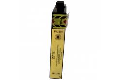 Epson 27X T2714 żółty (yellow) tusz zamiennik