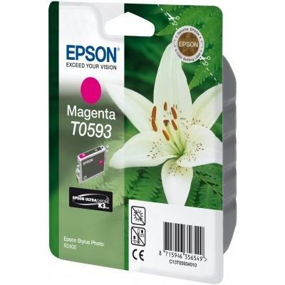Epson T059340 purpurowy (magenta) tusz oryginalna