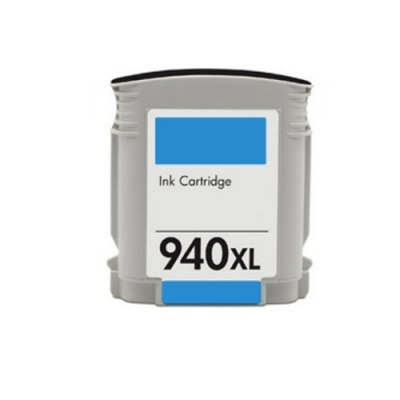 HP 940XL C4907A błękitny (cyan) tusz zamiennik