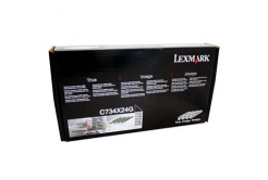 Lexmark C734X24G błekitna/purpurowa/żółta/czarna (cyan/magenta/yellow/black) toner oryginalny