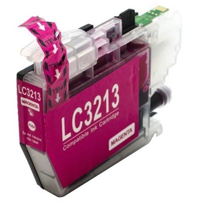 Brother LC-3213 purpurowy (magenta) tusz zamiennik