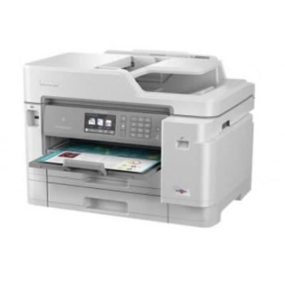 Brother MFC-J5945DW multifunkcyjna drukarka atramentowa - DUPLEX 512MB USB LAN WiFi DUPLEX 50ADF