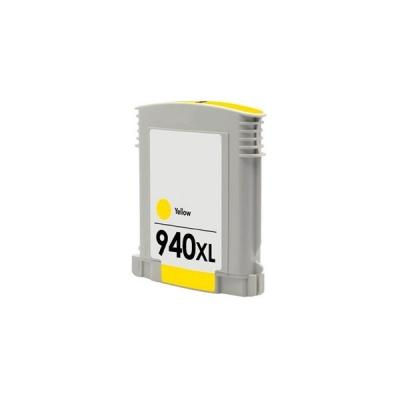 HP 940XL C4909A żółty (yellow) tusz zamiennik
