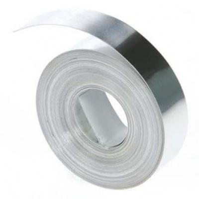 Dymo 31000, S0720160, 12mm x 4,8m, aluminium taśma, oryginalna, bez kleju