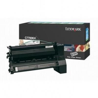 Lexmark C7700KH czarny (black) toner oryginalny