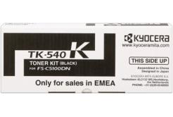 Kyocera Mita TK-540K czarny (black) toner oryginalny