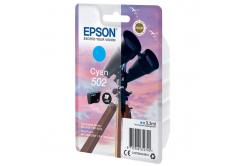 Epson 502 T02V24010 błękitny (cyan) tusz oryginalna
