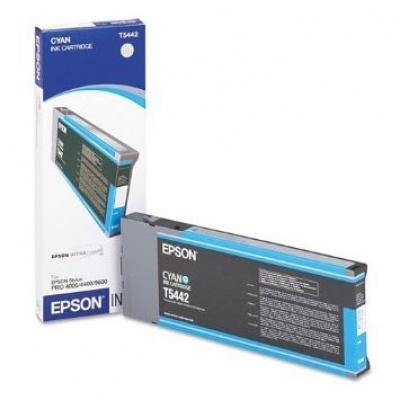 Epson T544200 błękitny (cyan) tusz oryginalna
