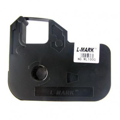 Taśma barwiąca L-Mark LM33B, 80m czarny