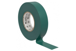 3M Temflex 1500 Taśma elektroizolacyjna , 19 mm x 20 m, zielony